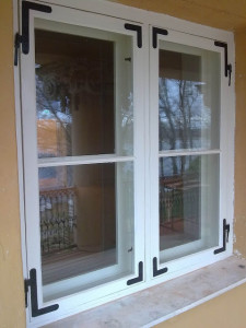 akende valmistamine